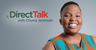 A DirectTalk with Chuma Jeremiah by DirectAxis