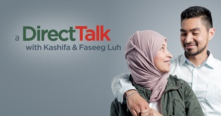 A DirectTalk with Kashifa and Faseeg Luh by DirectAxis