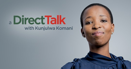 A DirectTalk with Kunjulwa Komani by DirectAxis