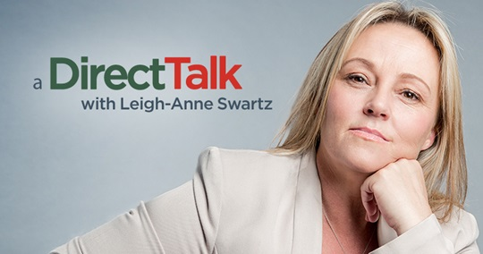 A DirectTalk with Leigh-Anne Swartz by DirectAxis