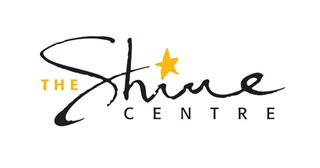 the shine centre logo